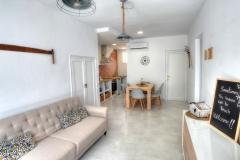 Apartament La Cort Salón-Comedor