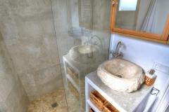 Apartament El Forn Baño