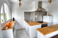 Apartament La Pallisa Cocina