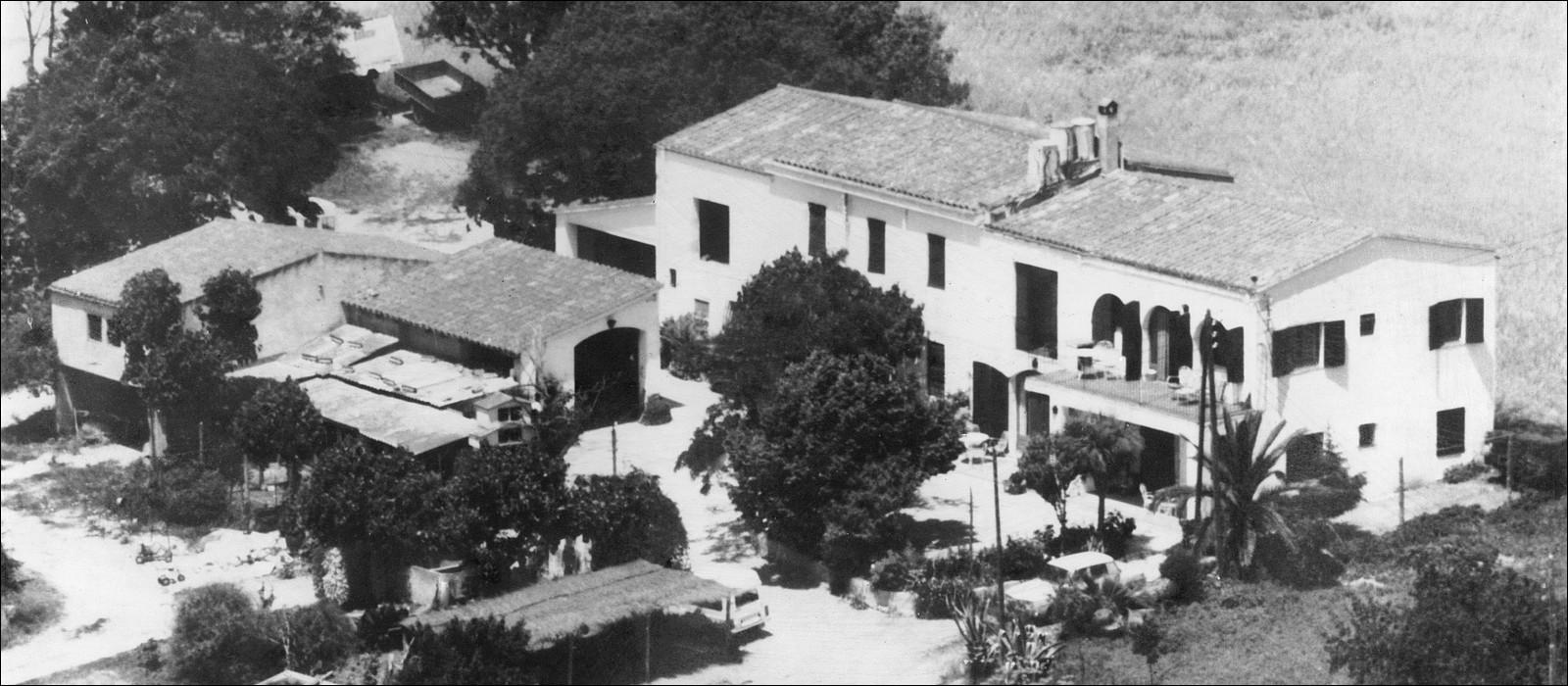 Cal Ros Ursprung