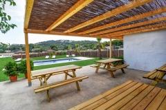 Barbacoa Exteriors Apartaments Cal Ros