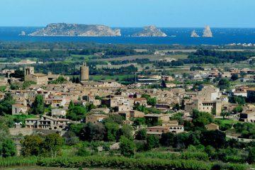 Masía rural Girona